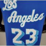Regata Nba Los Angeles Silk (jogador) James Camisa 23