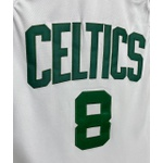 Regata Boston Celtics Nba Bordado (torcedor) Kemba Walker Camisa 8