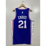 NBA Philadelphia 76ers Bordada (Torcedor)