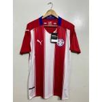Camisa Paraguay 20/21Versão (Jogador)