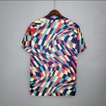 Camisa Barcelona Pré Jogo - 21/22
