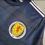 Camisa Seleção Escócia I 21/22