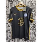 Camiseta Chelsea 20 / 21 Treino preta