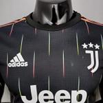 Camisa Juventus versão jogador 21/22