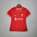 Camisa Liverpool feminina 21/22