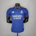 Camisa Real Madrid 21/22 versão jogador