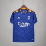 Camisa Real Madrid torcedor 21/22