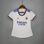 Camisa Real Madrid feminina 21/22