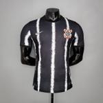 Camisa Corinthians versão jogador 21/22