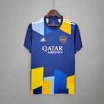 Camisa Boca Junior III 21/22 torcedor
