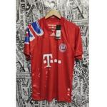 Camisa Bayern de Munique 20/21 Torcedor