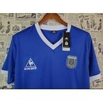 Camisa Argentina 1986 Retrô
