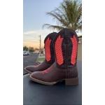 Bota Texana Feminina Franca Boots Neon FB103