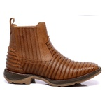 Botina Franca Boots com a sola jump imitaçao Tatu fb202261