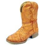 BOTA TEXANA MASCULINA COUNTRY ESCAMADA