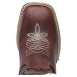 bota texana feminina com recortes a laser havana