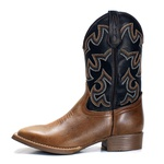 BOTA TEXANA MASCULINA BORDADA FB