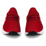 Tênis Unissex de Amarrar Nylon Vermelho 200