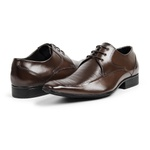 Sapato Social Masculino Couro Risque Mouro 363