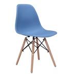 Cadeira Eiffel PP Base madeira