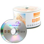 CD-R MULTILASER 700MB/ 52x - LOGO C/ 50UN.