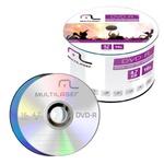 Dvd-r Multilaser 4.7gb /16X - Logo c/1.000un