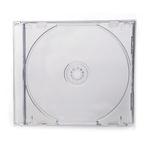 Box CD Acrílico Bandeja Transparente c/1.000un.