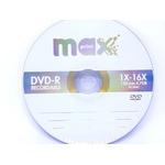 DVD-R MAXPRINT 4.7GB /16X - LOGO C/600UN.
