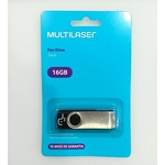 PEN DRIVE MULTILASER 16GB - PD588