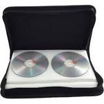 PORTA CD/DVD P/80 DISCOS
