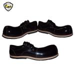 Sapato de Palhaço Preto Ref 502