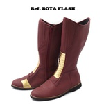 Bota Cosplay Flash