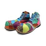 Sapato Palhaço Retalhos ref. 509