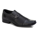 Sapato Social Em Couro mestiço 593
