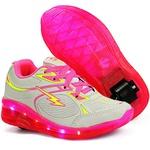 Tênis Infantil feminino Pink