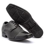 Sapato Social Em Couro mestiço 592 FT