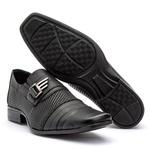 Sapato Social Em Couro mestiço 591 FT