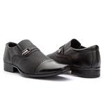 Sapato Social Em Couro mestiço 593 FT