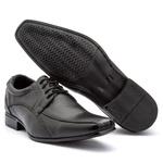 Sapato Social Preto 451 FT