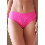 Kit 3 Calcinhas 27 Granulados, Verde Clara e Pink em Cotton - ESTAMPADA