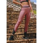 Calça Fitness Callas Meio Preto New Zealand em Microfibra - DIVERSOS