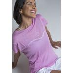 Camiseta Feminina Funfit - Leveza