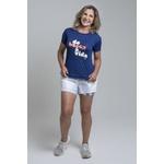 Camiseta Feminina Funfit - De Bacon a vida