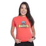 Camiseta Feminina Funfit - Maratonista