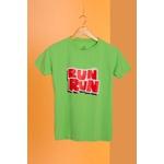 Camiseta Feminina Funfit - Run Run