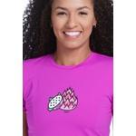 Camiseta Feminina Funfit - Pitaya