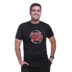 Camiseta Masculina Funfit - Eu Nasci Pra Fazer Burpees