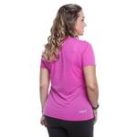 Camiseta Feminina Funfit - Preguiça Rosa