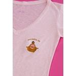 Camiseta Feminina Funfit - Permita-se Básica Plus