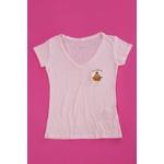 Camiseta Feminina Funfit - Permita-se Básica